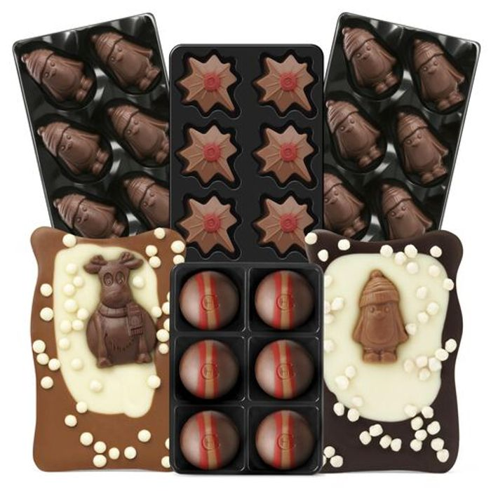 Hotel Chocolat The Selectors Collection Festive Edition