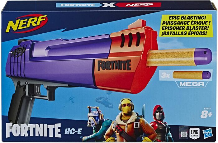 Lowest Ever Price! Nerf Dart Blaster Includes 3 Darts
