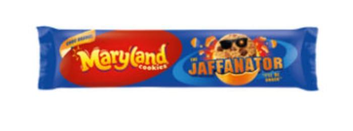 Maryland Choc Orange Jaffanator Cookies 230g