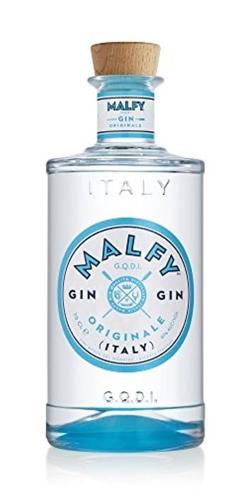 Malfy Originale Italian Gin with 41 Percent Alcohol, 70 C