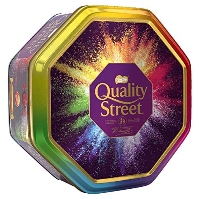 Quality Street Tin, 1 Kg - Only £7!