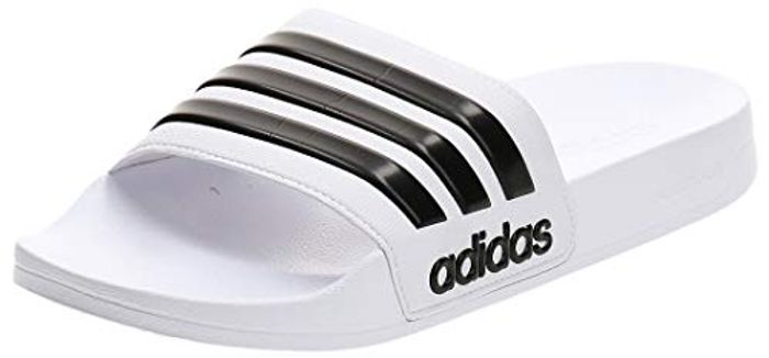BEST EVER PRICE Adidas Men's Adilette Shower Beach & Pool Shoes