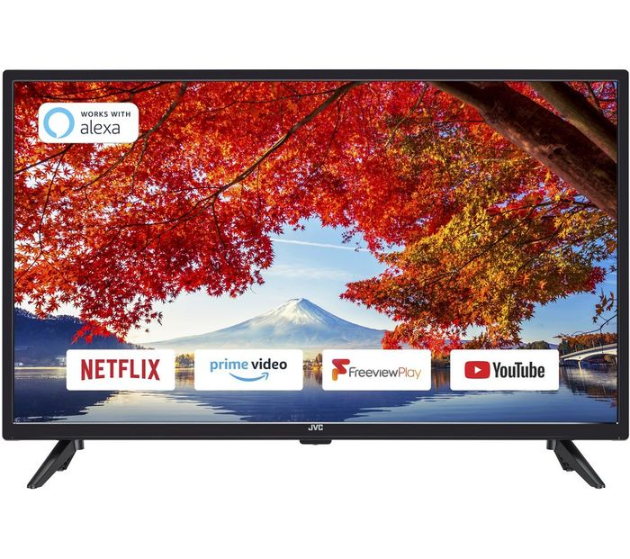 "*SAVE over £50* JVC 32"" Smart HD Ready LED TV"