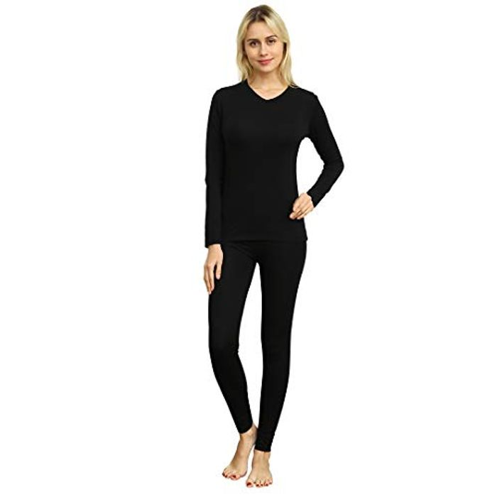 Women's Thermal Layering Set Only £11.99 (Prime Delivery)