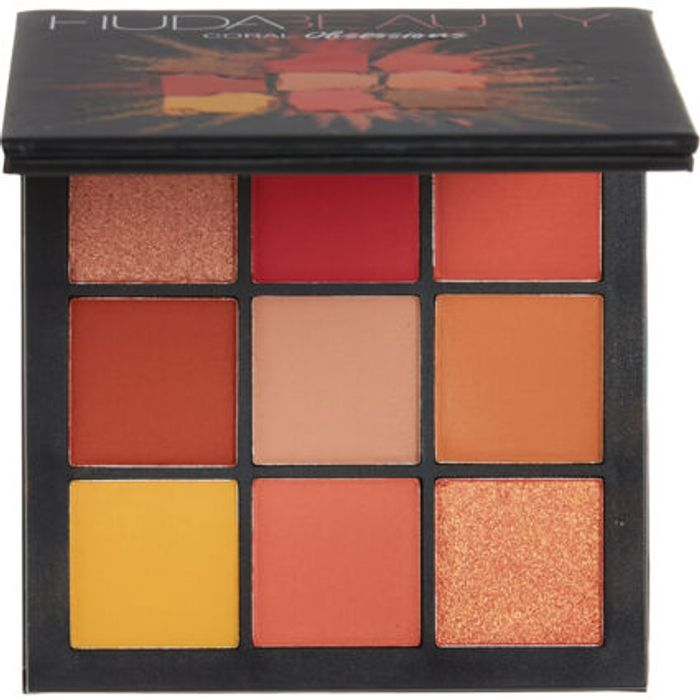 HUDA Coral Obsessions Eye Shadow