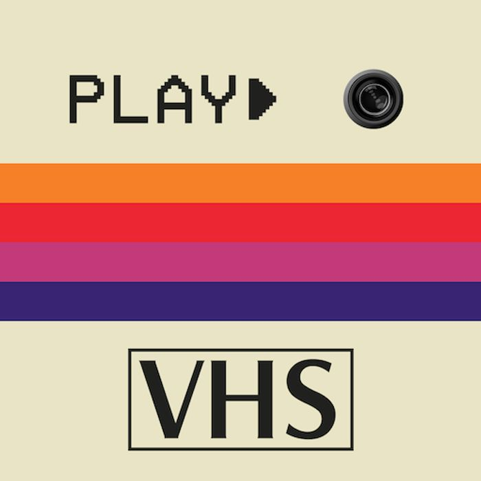 1984 Cam VHS Camcorder, Retro Camera Effects - Usually £0.99