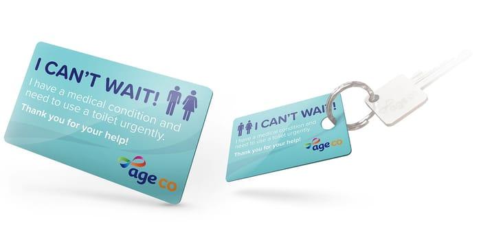 Free Age Co Toilet Card