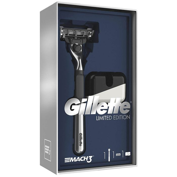 Gillette Mach3 Gift Set - Only £8.99 Delivered with Code