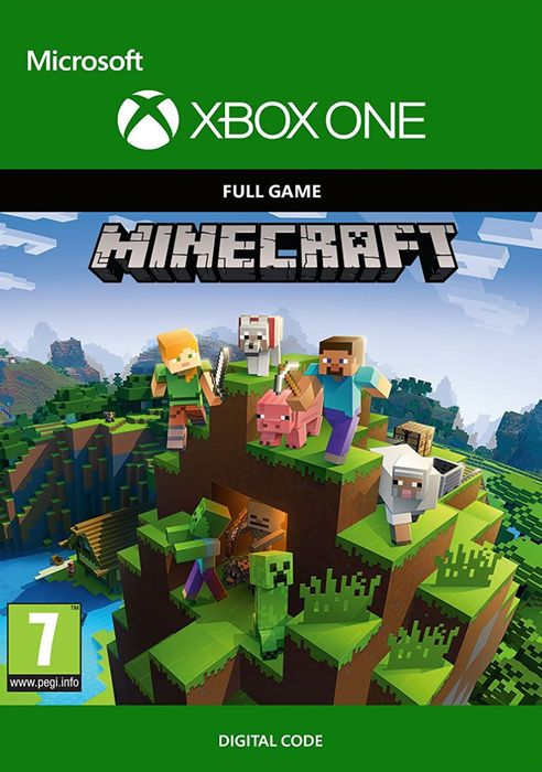 MINECRAFT XBOX ONE - Only £4.99!