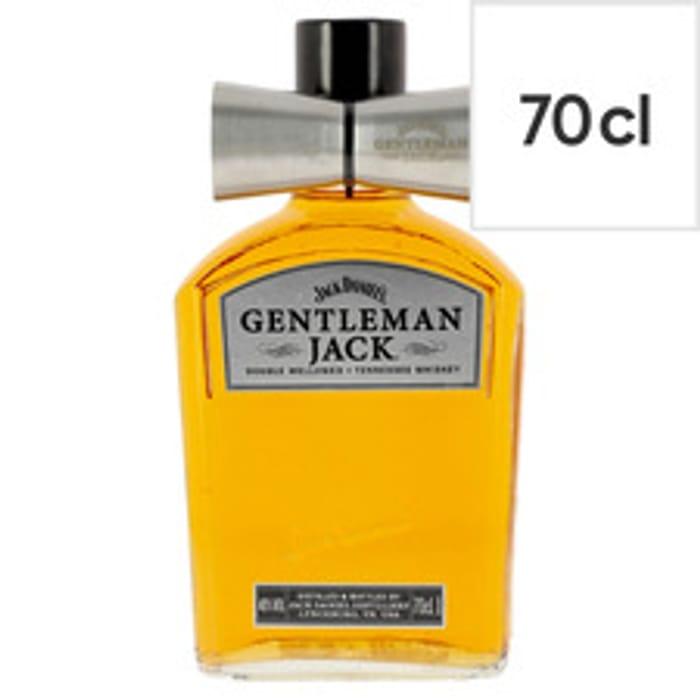 Gentleman Jack 70Cl (Clubcard Price)