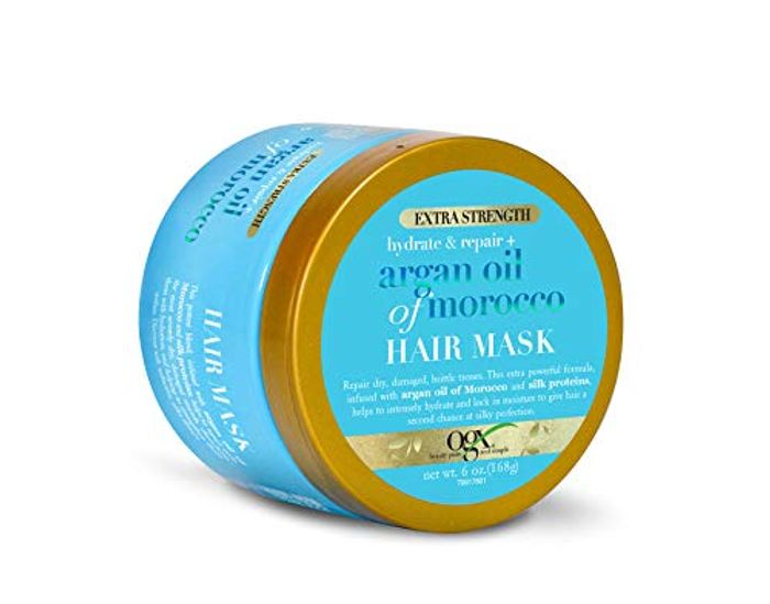 PRICE DROP! BEST EVER! OGX Argan Oil of Morocco Hair Mask for Damaged Hair