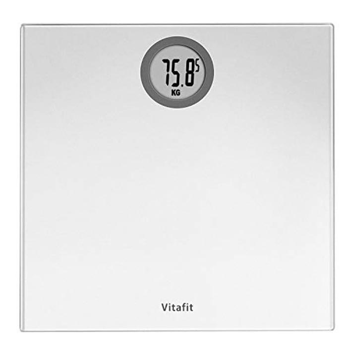 Half Price! Vitafit Digital Bathroom Scale