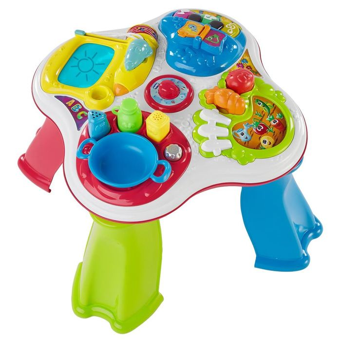 Save £30 on Chicco Bilingual Activity Table