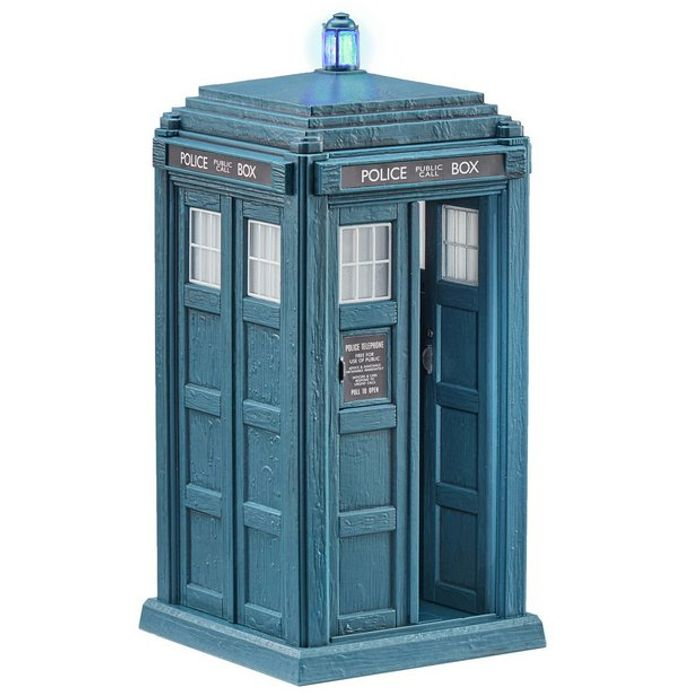 Doctor Who Thirteenth Doctor Tardis