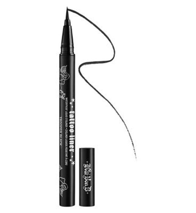 KVD Vegan Beauty Tattoo Liner Trooper Black