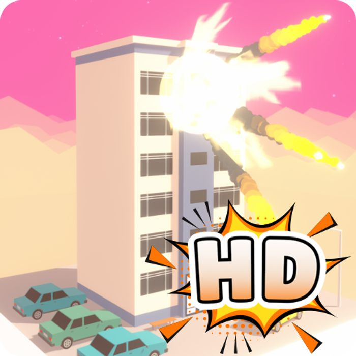 City Destructor HD Game - Usually £1.69