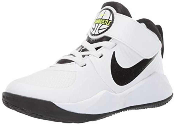 Nike Unisex Kid's Team Hustle D 9 (Ps) Hi-Top Trainers - Only £24.49!