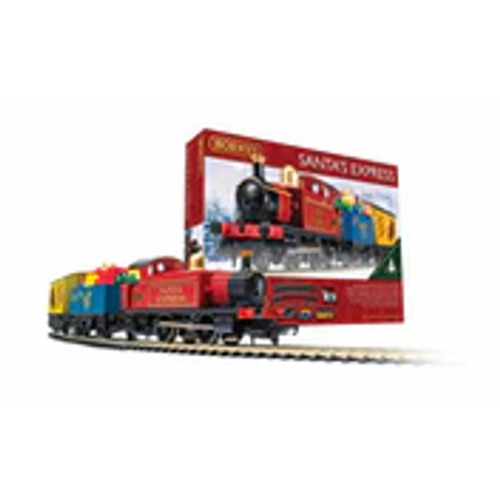 Hornby Santa's Express Train Chapter - Only £42.99!