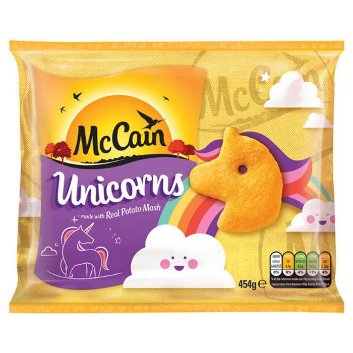 McCain Unicorns 454g