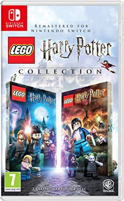 LEGO Harry Potter Collection (Nintendo Switch) - Only £21.99!