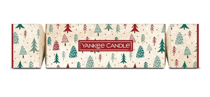 In Stock: Yankee Candle 3x Votive Christmas Cracker