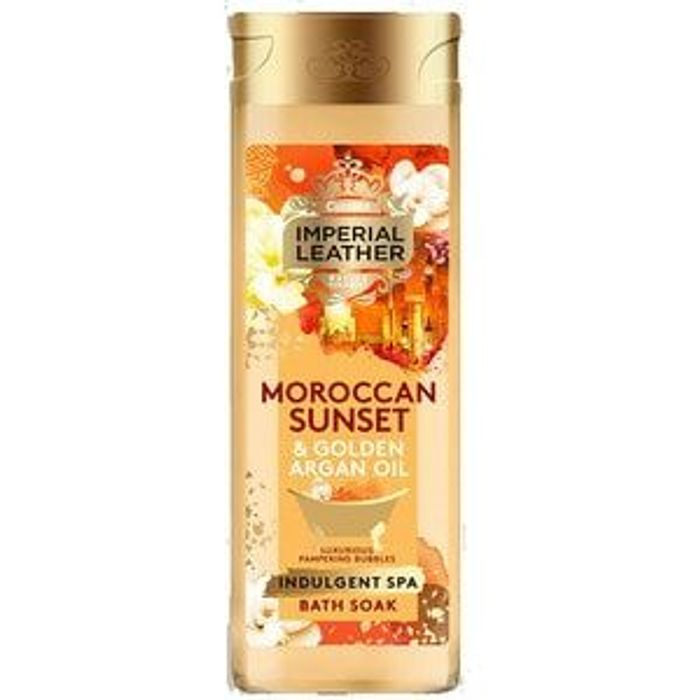 Imperial Leather Moroccan Sunset & ArganBath 500ml