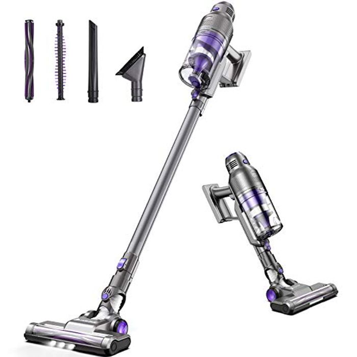 DEAL STACK - Hosome Cordless Vacuum Cleaner + £50 Coupon