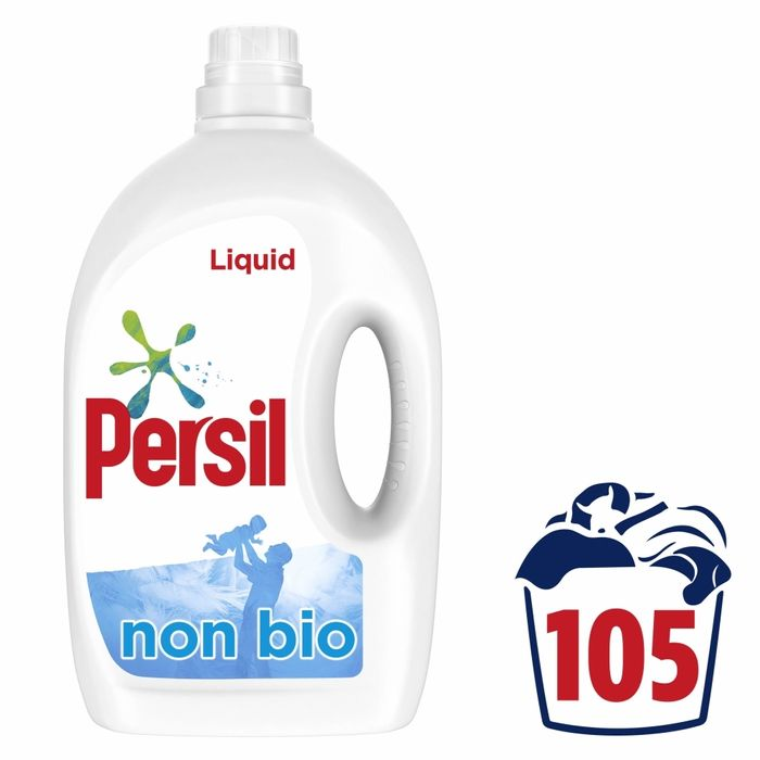 Persil Non Bio Laundry Washing Liquid Detergent