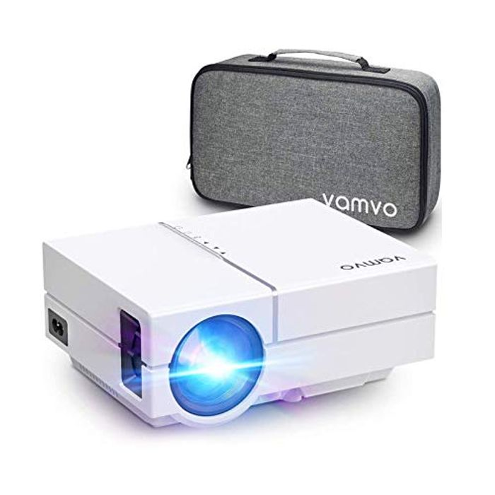 1/2 Price Mini Projector Native 720P 5000 Lux - Only £44.99 Delivered