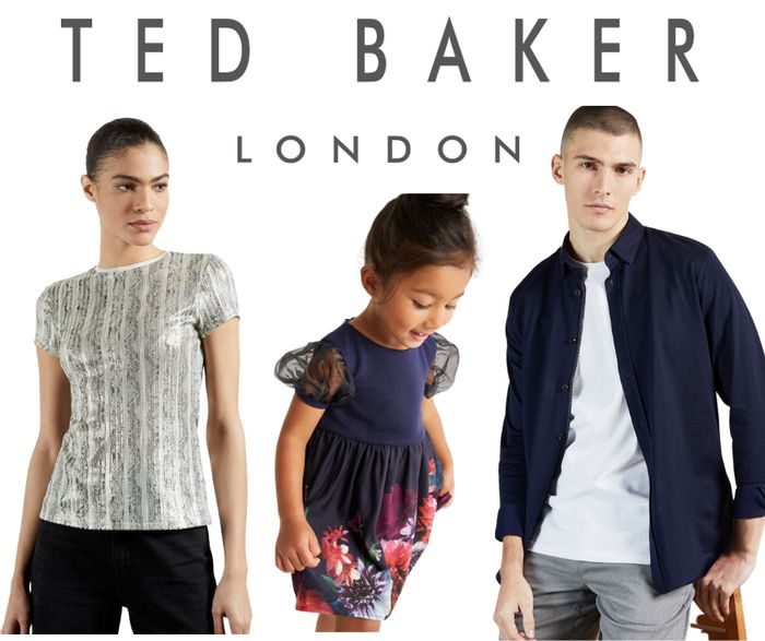 Ted Baker SALE - up to 50% Off