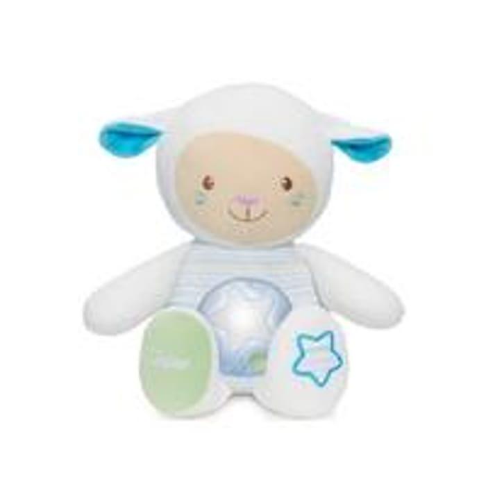 First Dreams Lullaby Sheep Nightlight - Blue