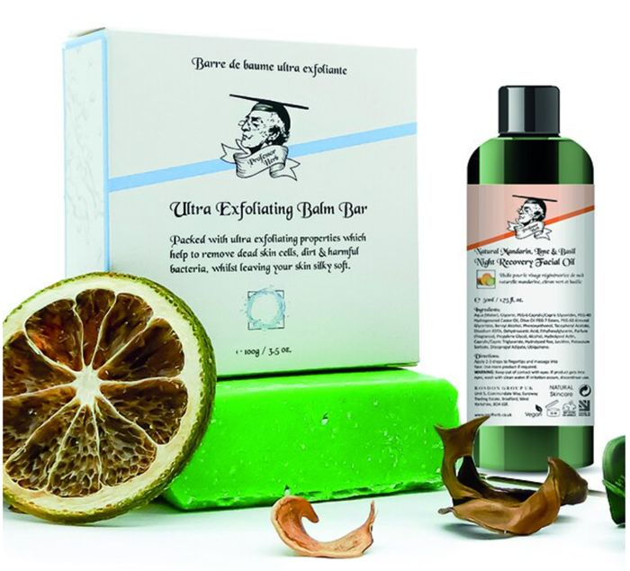 Free Recovery Oil and Exfoliating Body Bar Set (Worth £29.99)