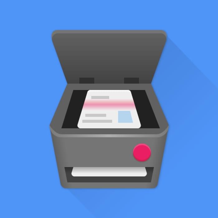Mobile Doc Scanner (MDScan) + OCR Temp Free Reg Price £3.99