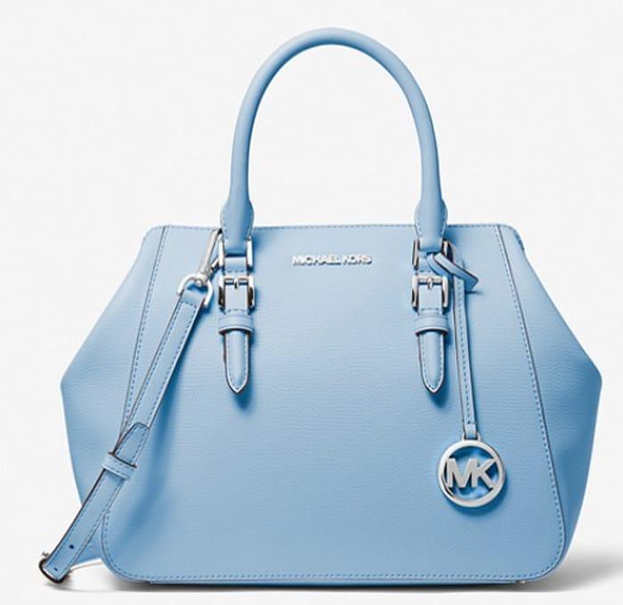 60% Off - Michael Kors Charlotte Leather Bag - £139 Delivered