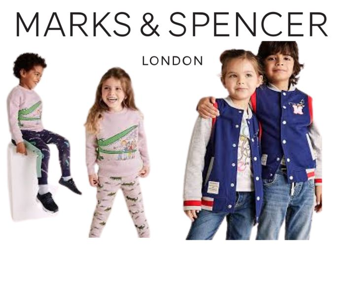 30% off Selected Kidswear at Marks & Spencer