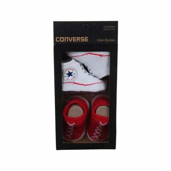 Converse Chuck Taylor All Star Crib Bootie Gift Set