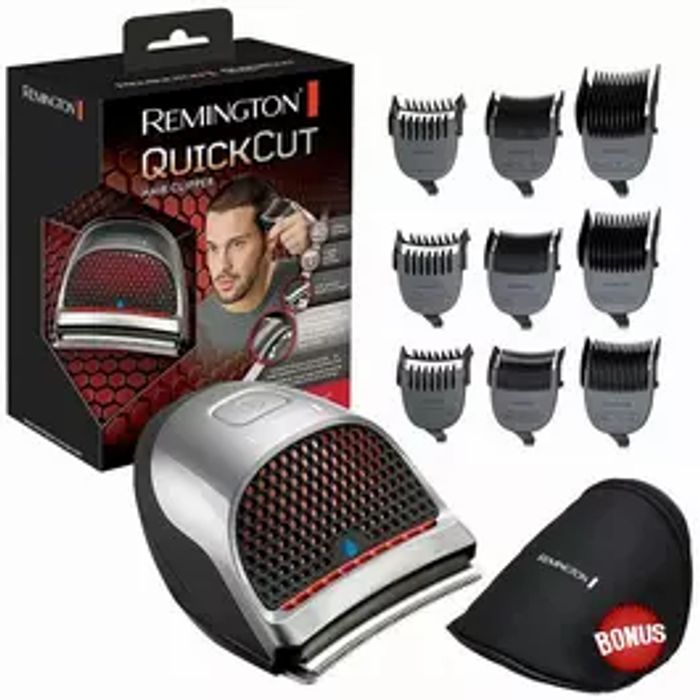 Remington Rechargeable Quick Cut Cordless Hair Clippers @My Memory