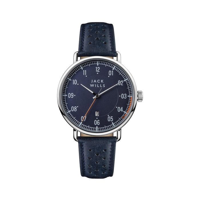 Jack Wills - Blue 'Acland' Mens Fashion Watch
