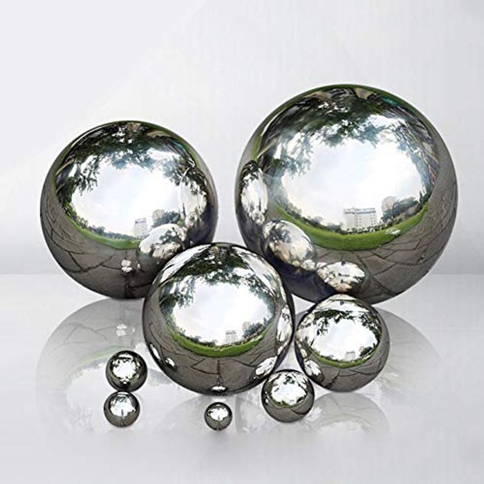 Stainless Seamless Mirror Polished Steel Ball for Home with £5 off Coupon