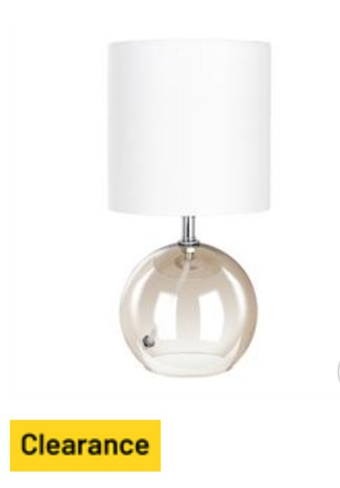 Clearance : Table Lamps Prices Drop / Price Start From £3