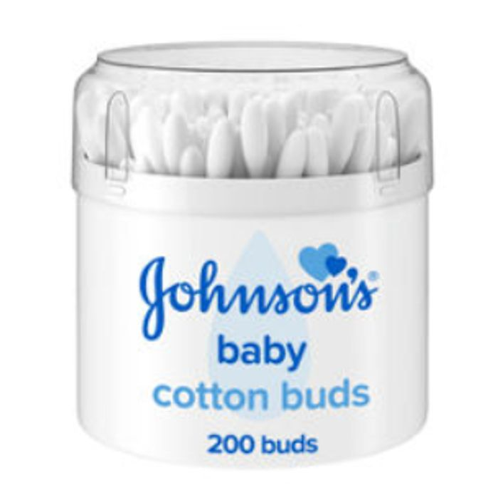 Johnson's Baby Cotton Buds - Only £0.85!