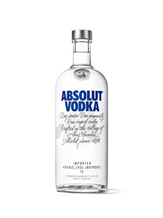 Absolut Vodka Original, 1L - Only £18!