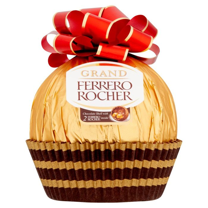 Ferrero Grand Rocher 125G - £3 With Clubcard