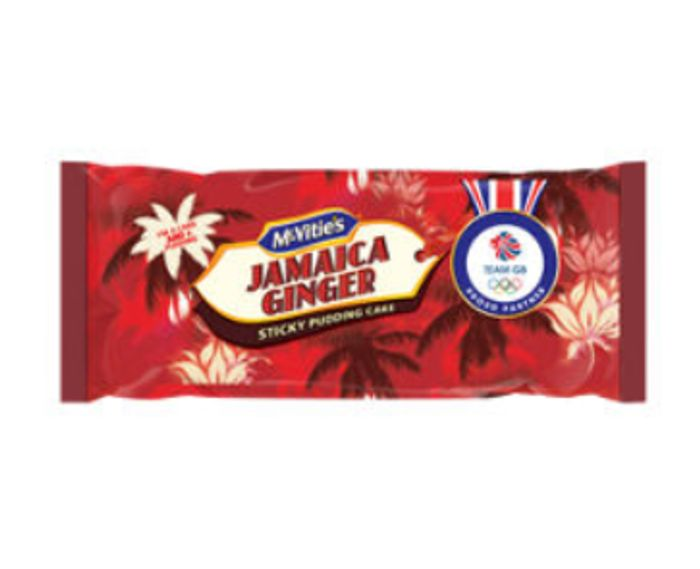 McVitie's Jamaica Ginger Sticky Pudding Cake - Only £0.64!