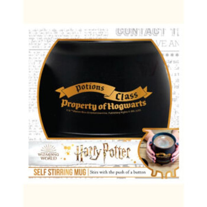 SAVE £10 Harry Potter Self Stirring Cauldron Mug