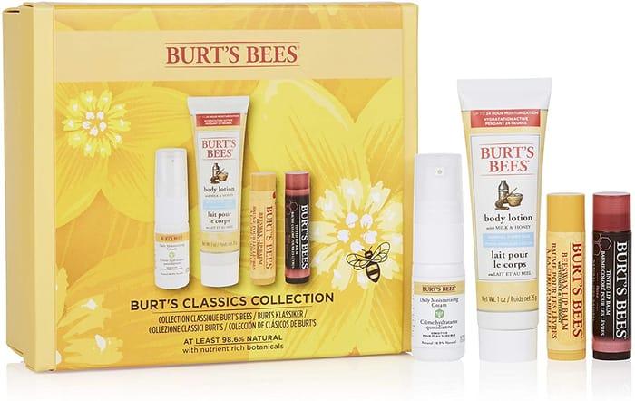 45% OFF - Burt's Bees Classics Collection Moisturising 4 Piece Gift Set