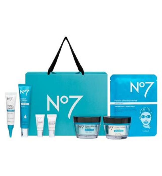 No7 Protect & Perfect Intense ADVANCED Collection Gift Set Only £38 Today Only