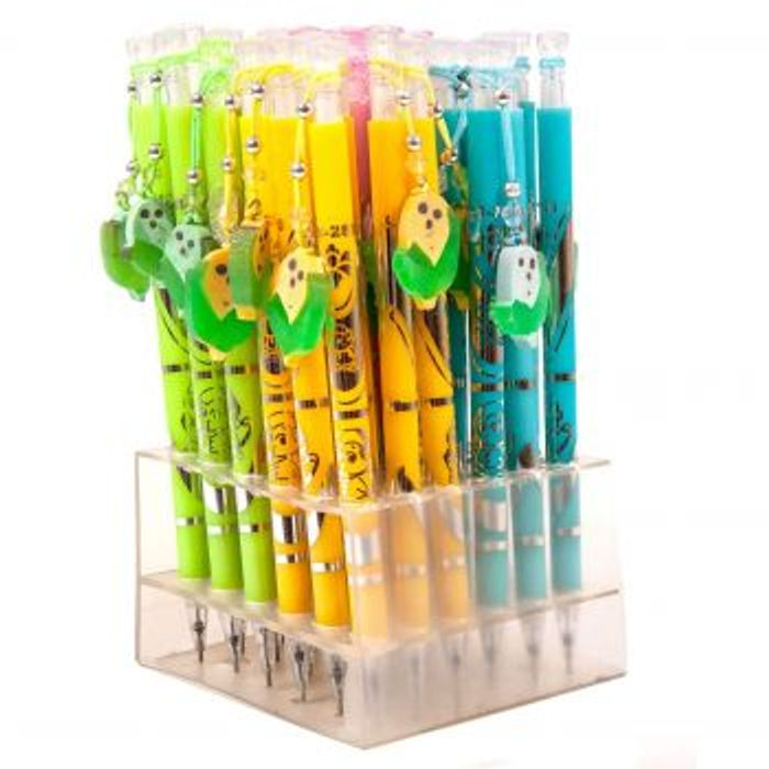 Pencil with Ghost 36 Pack - Children's Stationery