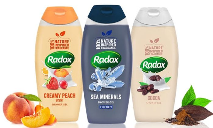 Star Buy! Superdrug Radox Shower Gel 400ml