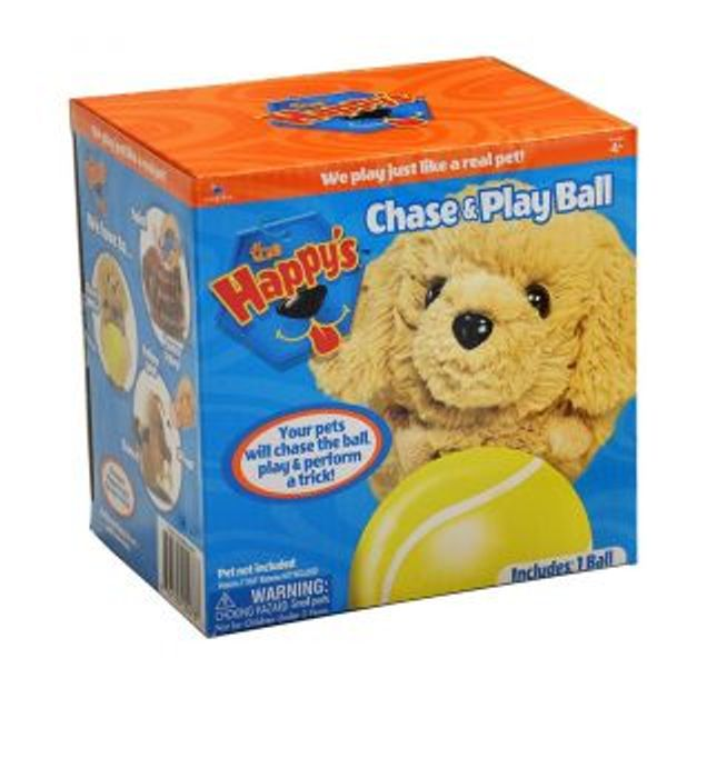 Cheap Interactive Chase and Play Puppys ball Only 99p